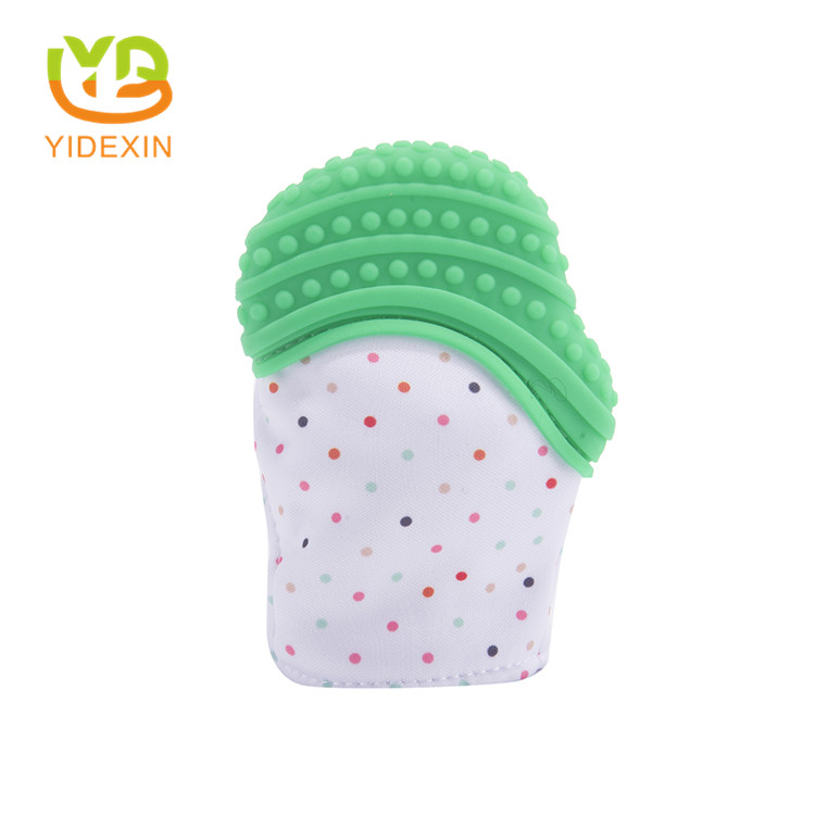 Kids Teether Gloves