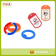 Silicone Dog Tag Silencer