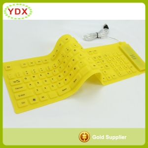 Soft Silicone Keyboard