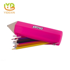 Creative Silicone Stationery Bag Pencil Case