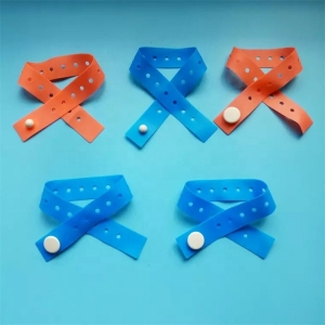 Disposable Medical Silicone Tourniquet